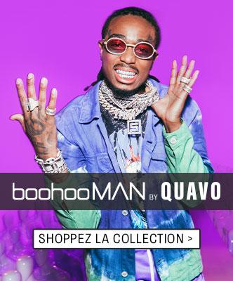 boohooMAN by QUAVO