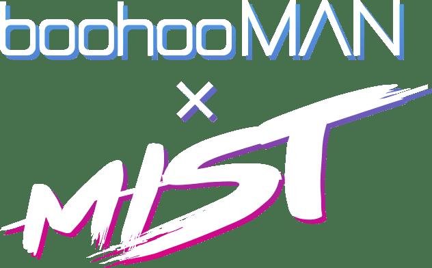 boohooMAN X MIST