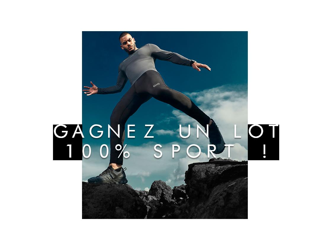 Win our active bundle & 1,000€ cash!