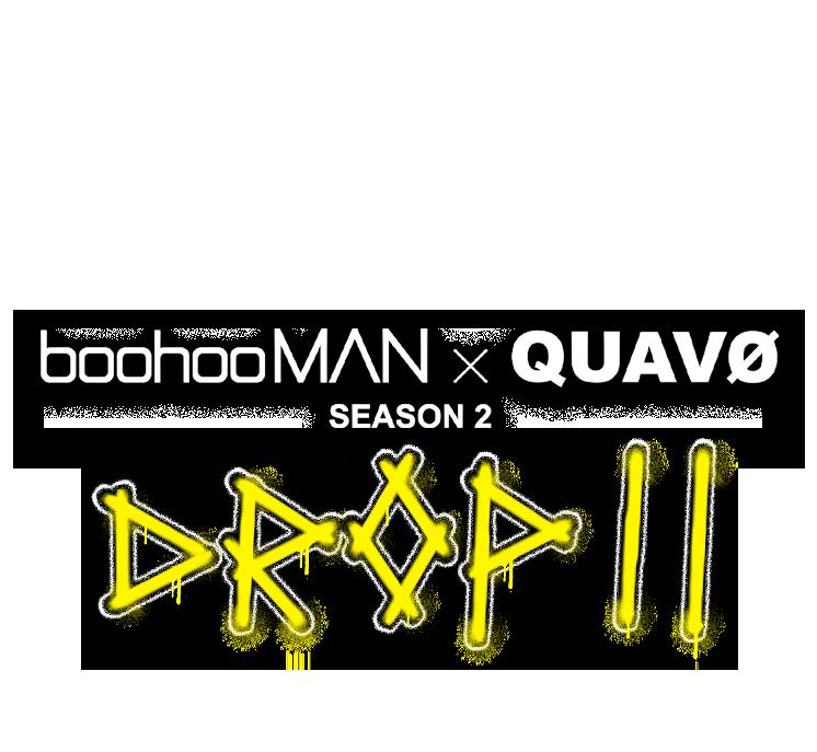 boohooMAN x Quavo